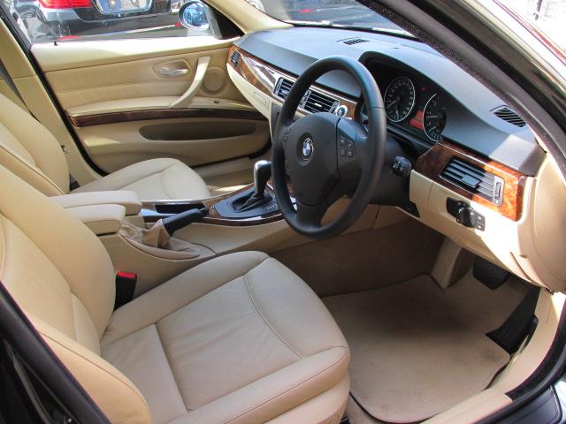 325iハイラインBEAMコンプリートカーStⅡ ベージュレザー HDD2DINナビ車両画像10