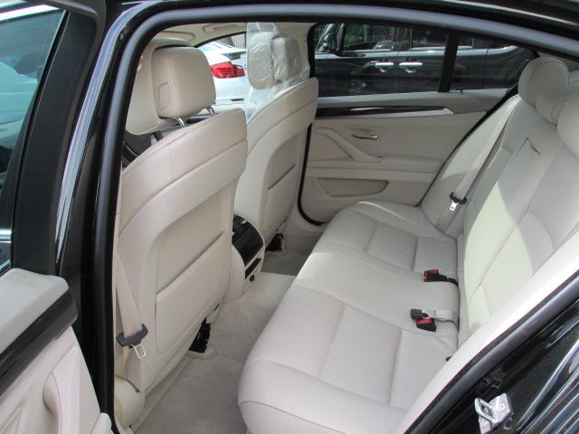 528iBEAMコンプリートカー  ベージュレザーシート サンルーフ車両画像14
