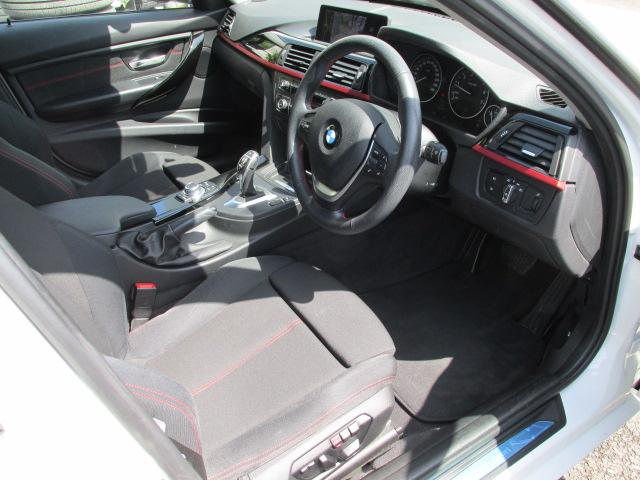 320iスポーツ BEAMコンプリート パドルシフト バックカメラ 車両画像11