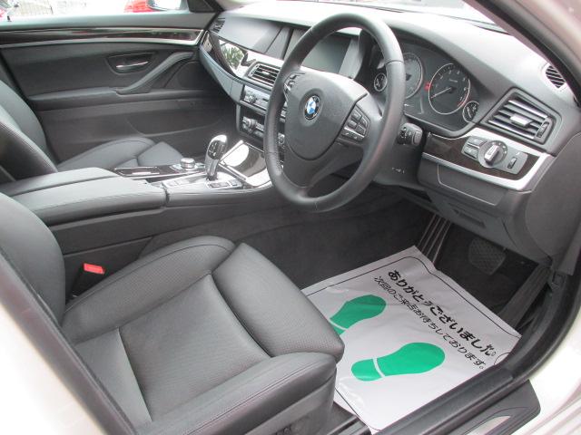 528i BEAMコンプリートカー ワンオーナー コンフォートパッケージ パールホワイト車両画像10