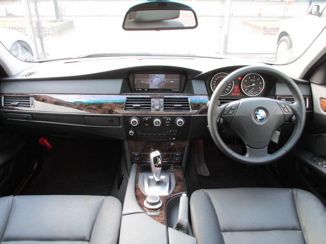 530iLCI BEAMコンプリートカーStⅡ サンルーフ 電子シフト車両画像09