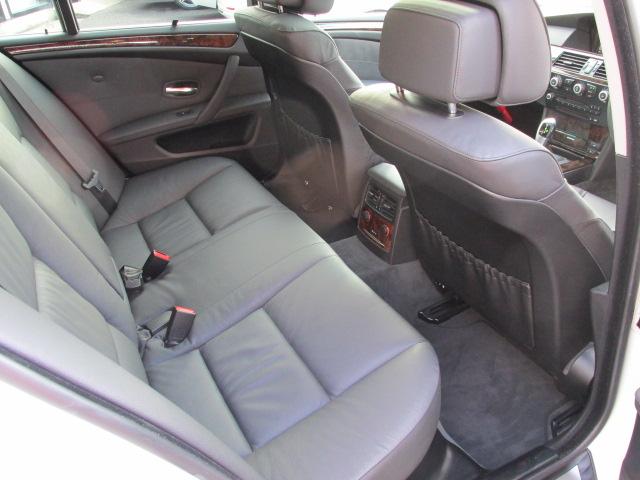 530iLCI BEAMコンプリートカーStⅡ サンルーフ 電子シフト車両画像11