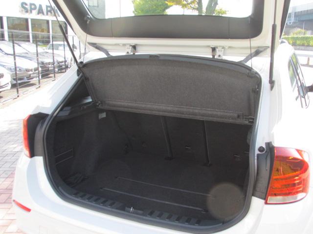 X1 sDrive 18i Mスポーツパッケージ コンフォートアクセス パールホワイト車両画像14