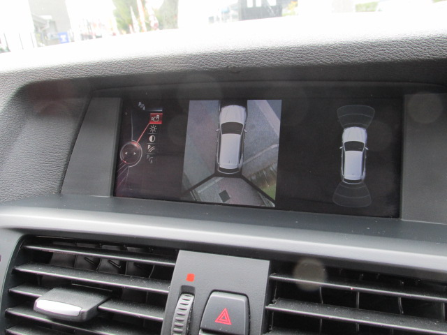 X3 xDrive20d ハイライン ブラックレザー ワンオーナー ウッドパネル 全周囲カメラ車両画像11