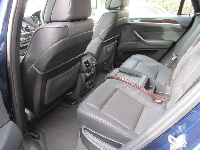 X6 xDrive 35iコンフォートパッケージ 黒革 ワンオーナー 8速AT車両画像14