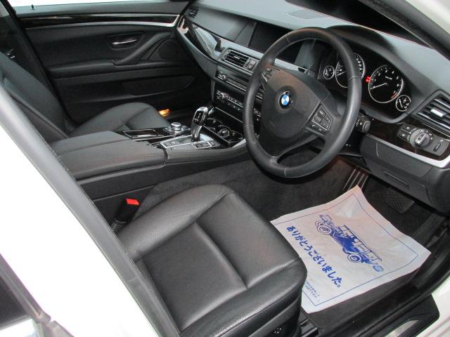 528i BEAMコンプリートカー サンルーフ ブラックレザー車両画像09