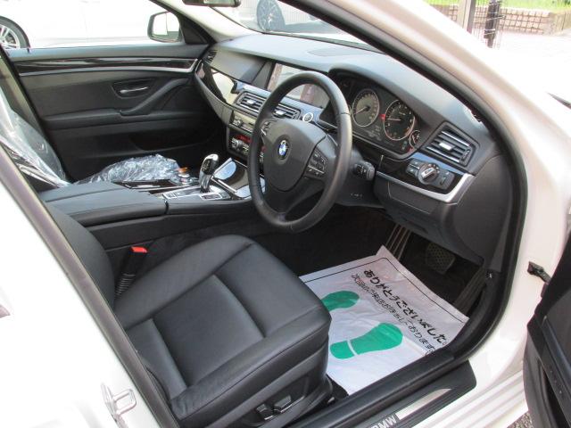 523iツーリングBEAMコンプリートカー ブラックレザー 地デジ バックカメラ車両画像11