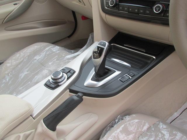 320i モダンBEAMコンプリートカー パドルシフト ベージュインテリア車両画像14