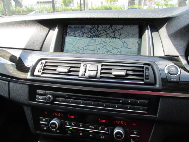 528i ラグジュアリー LCI マルチディスプレイメーターパネル車両画像11