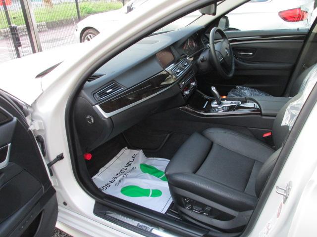 528iBEAMコンプリートカー コンフォートパッケージ サンルーフ パール車両画像13
