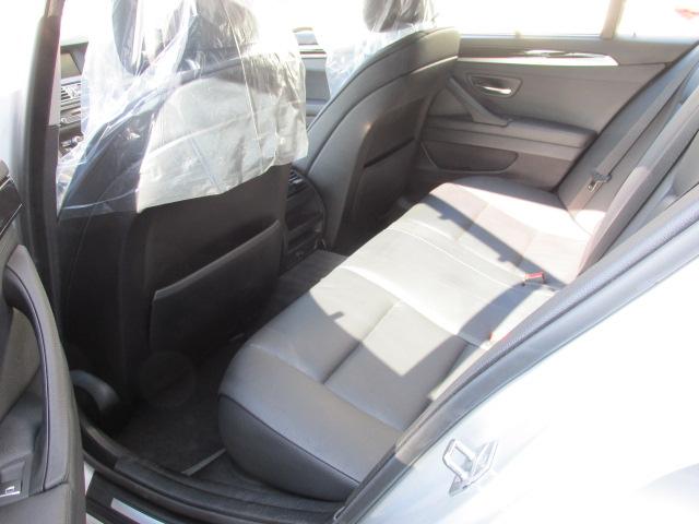 523iツーリング ハイライン BEAMコンプリートカー パノラマサンルーフ ブラックレザー車両画像14