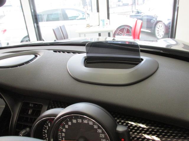 MINI クーパーSコンバーチブル 茶革 ワンオーナー ユアーズ幌 スマートキー アクティブクルーズ車両画像09