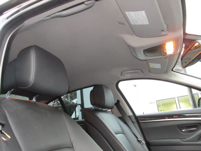 523iハイライン ワンオーナー ブラックレザー 2000ccターボ Aストップ車両画像15
