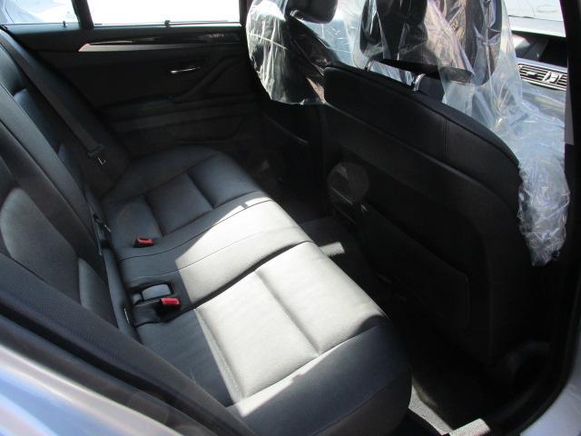 523iツーリング ハイライン BEAMコンプリートカー パノラマサンルーフ ブラックレザー車両画像12