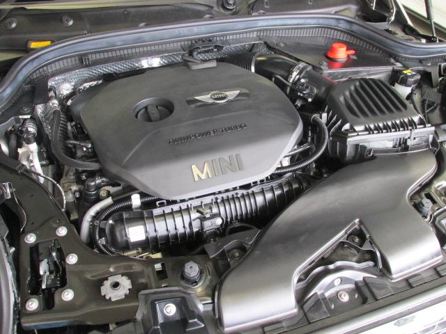 MINI クーパーSコンバーチブル 茶革 ワンオーナー ユアーズ幌 スマートキー アクティブクルーズ車両画像15