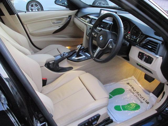 アクティブハイブリット3 Mスポーツ イノベーションパッケージ ワンオーナー ベージュレザー車両画像11