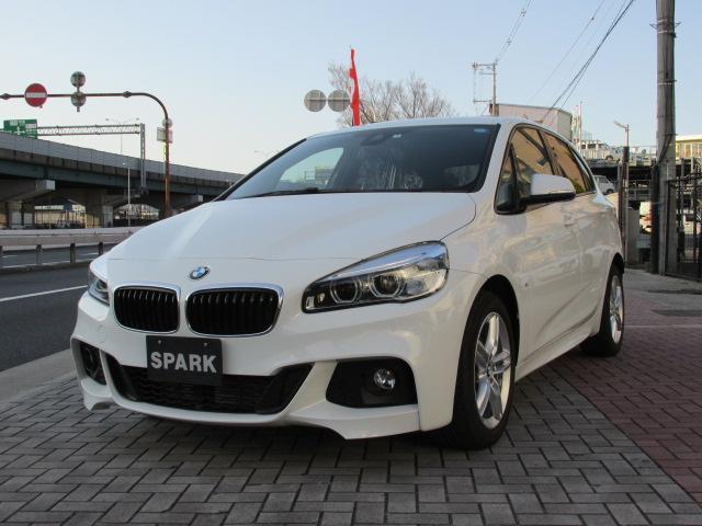 218i アクティブツアラー Mスポーツ 新車メーカー保証31年9月の画像
