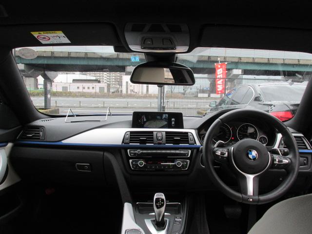 420i グランクーペ Mスポーツ 19インチAW ホワイトレザー車両画像13