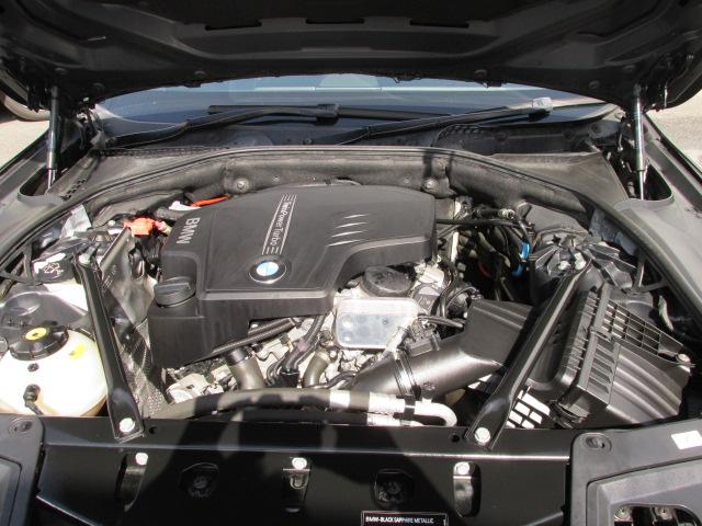 523iツーリングハイラインBEAMコンプリートカー 黒革 2000ccターボ アイドルストップ車両画像14