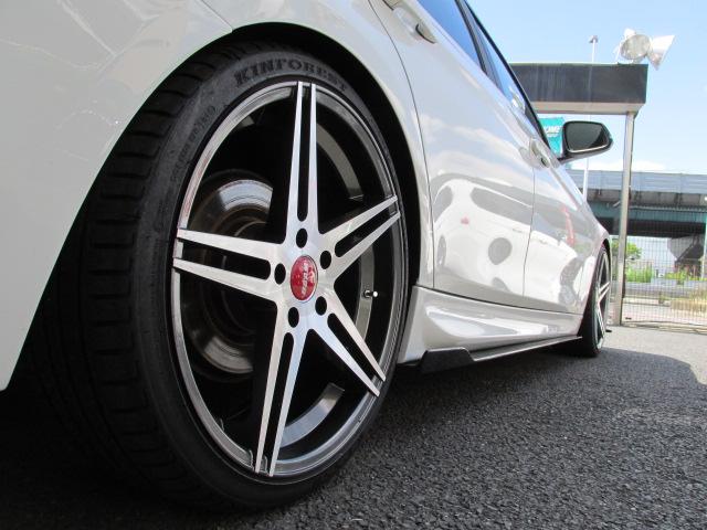 320d ブルーパフォーマンス BEAMコンプリートカー 20インチAW車両画像14