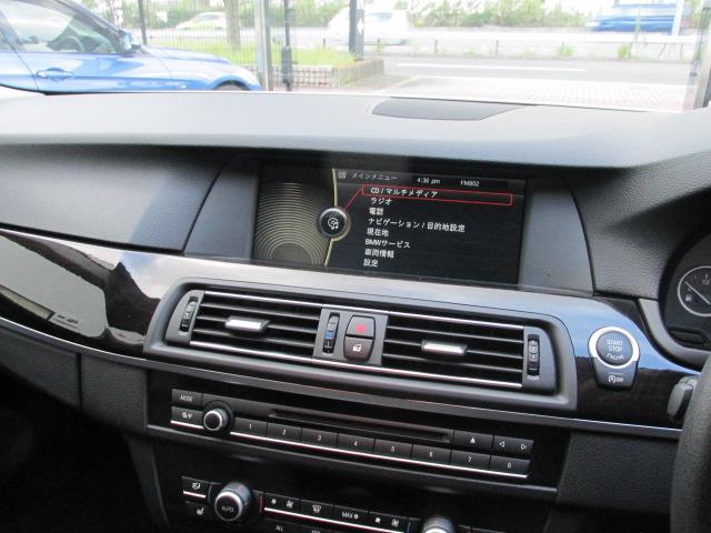 535i BEAMコンプリート ブラックレザーシート シートヒーター車両画像09