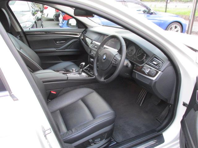 535i BEAMコンプリート ブラックレザーシート シートヒーター車両画像08