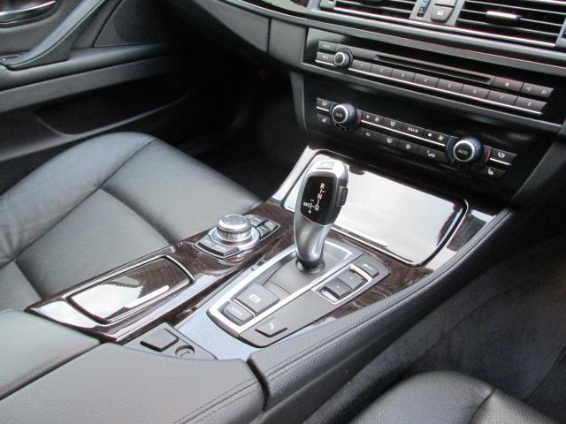 535i BEAMコンプリート ブラックレザーシート シートヒーター車両画像10