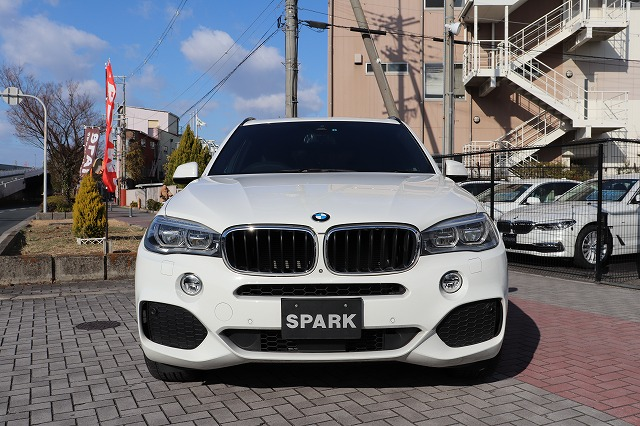 X5 xドライブ 35d Mスポーツ セレクトPKG LEDライト Pサンルーフ ソフトクローズ車両画像02