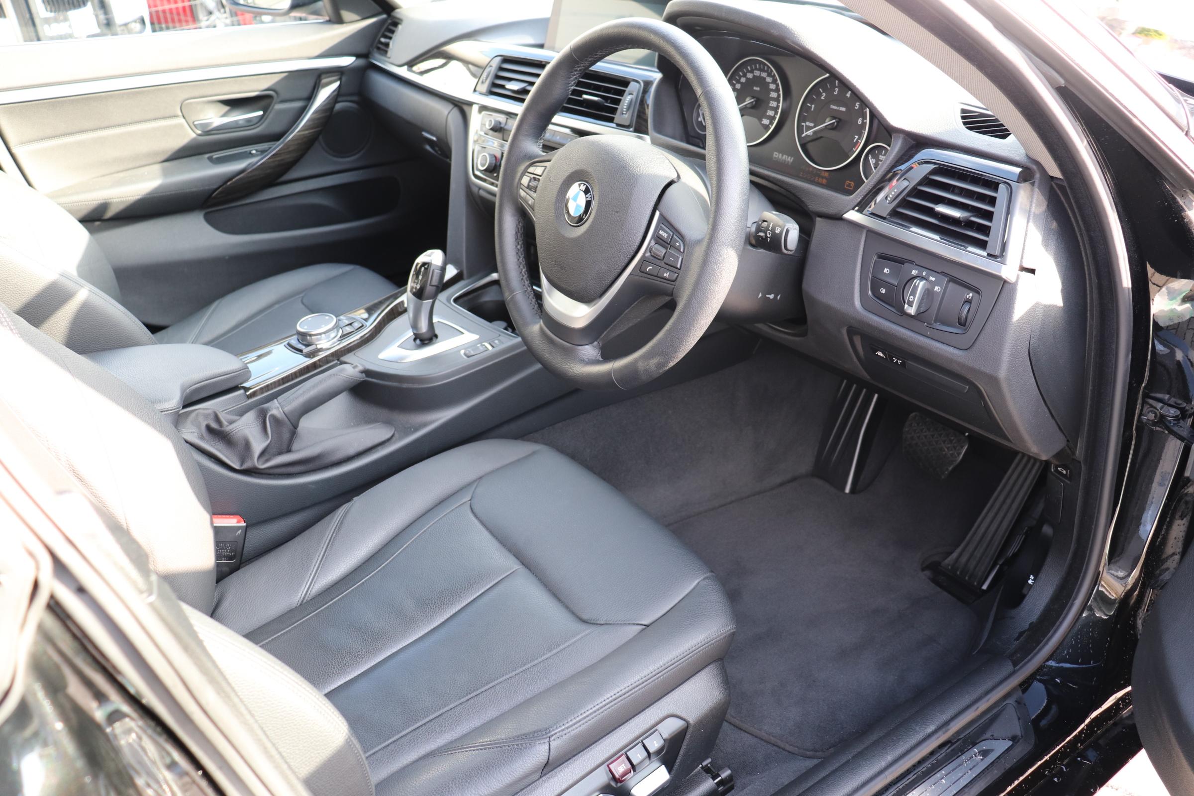 420iグランクーペ ラグジュアリー BEAMコンプリートカー ACC ブラックレザー車両画像14