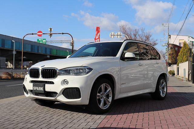 X5 xドライブ 35d Mスポーツ セレクトPKG LEDライト Pサンルーフ ソフトクローズ車両画像09