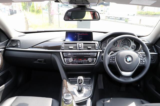 420iグランクーペ ラグジュアリー ワンオナ 黒革 パドルシフト ACC車両画像11