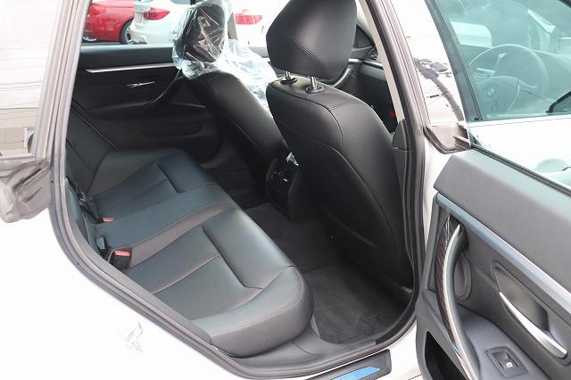 420iグランクーペ ラグジュアリーBEAMコンプリートカー ワンオーナー ブラックレザー ACC車両画像12