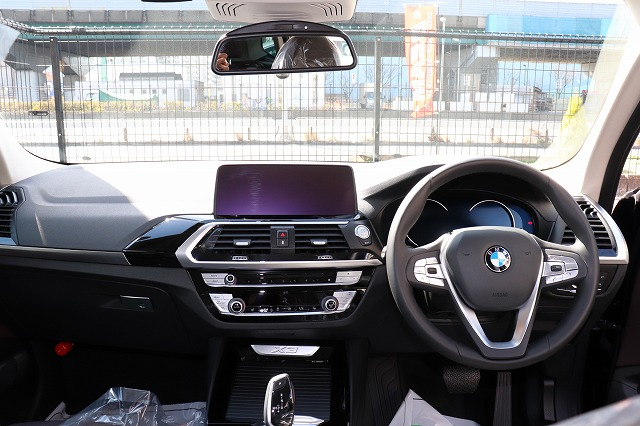 X3 xDrive20d Xライン ワンオーナー ACC 地デジ タッチコントロールパネル車両画像13