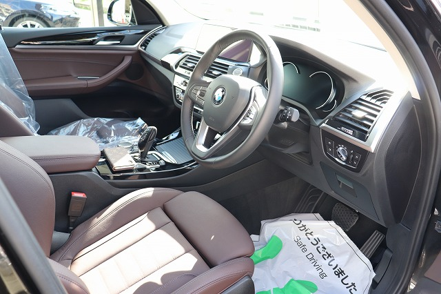 X3 xDrive20d Xライン ワンオーナー ACC 地デジ タッチコントロールパネル車両画像11