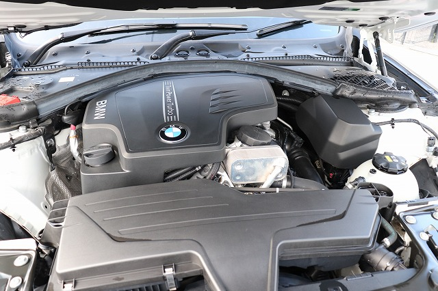 420iクーペ ラグジュアリー BEAMコンプリートカー 黒革 地デジ車両画像12