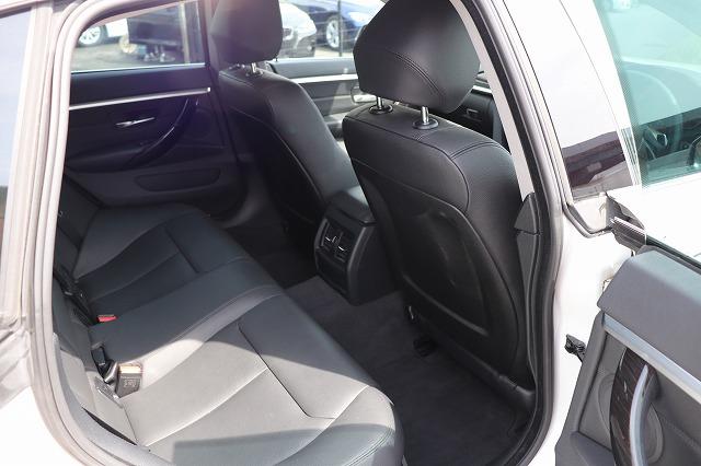 420iグランクーペ ラグジュアリー ワンオナ 黒革 パドルシフト ACC車両画像13