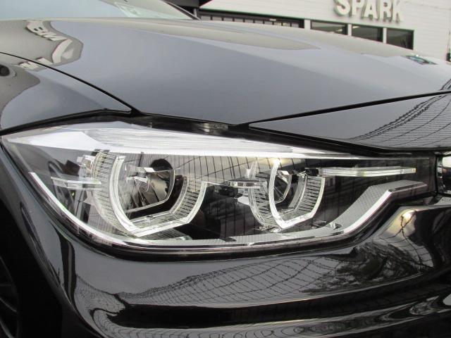 320d ラグジュアリー BEAMコンプリートカー後期モデル 黒革 LEDヘッド ACC車両画像08