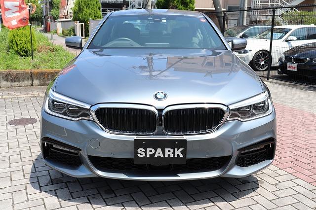 530e Mスポーツアイパフォーマンス ブラックレザー BMWメーカー保証車両画像02