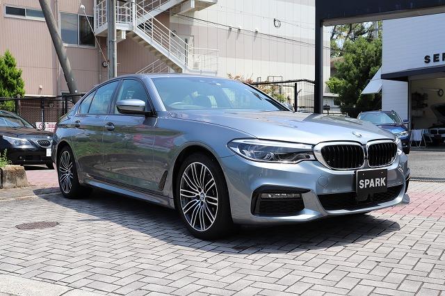 530e Mスポーツアイパフォーマンス ブラックレザー BMWメーカー保証車両画像03