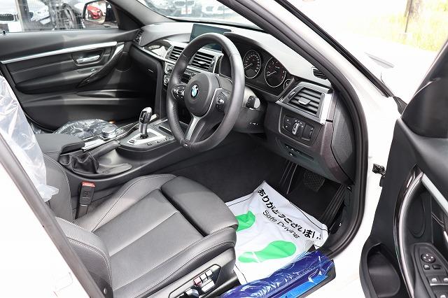 330e iパフォーマンス Mスポーツ ブラックレザーシート タッチパネルナビ車両画像09
