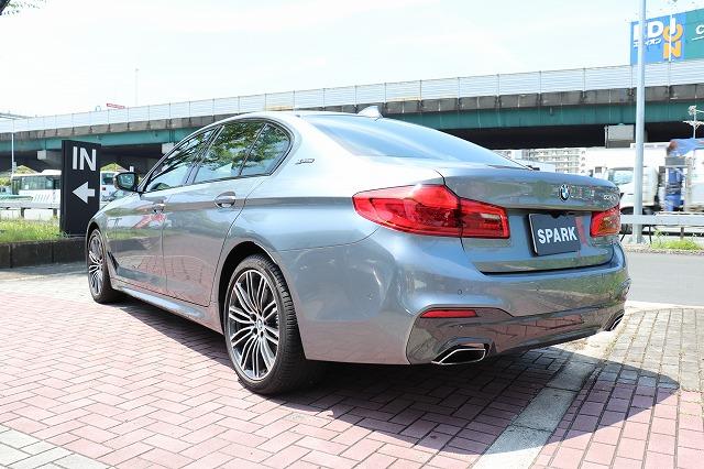 530e Mスポーツアイパフォーマンス ブラックレザー BMWメーカー保証車両画像07