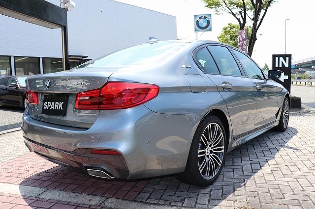 530e Mスポーツアイパフォーマンス ブラックレザー BMWメーカー保証車両画像05