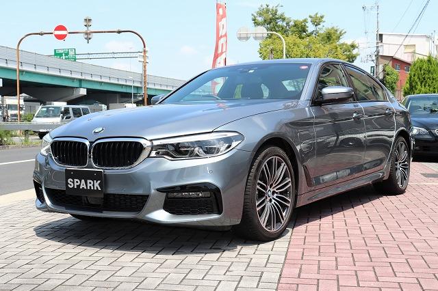 530e Mスポーツアイパフォーマンス ブラックレザー BMWメーカー保証車両画像01