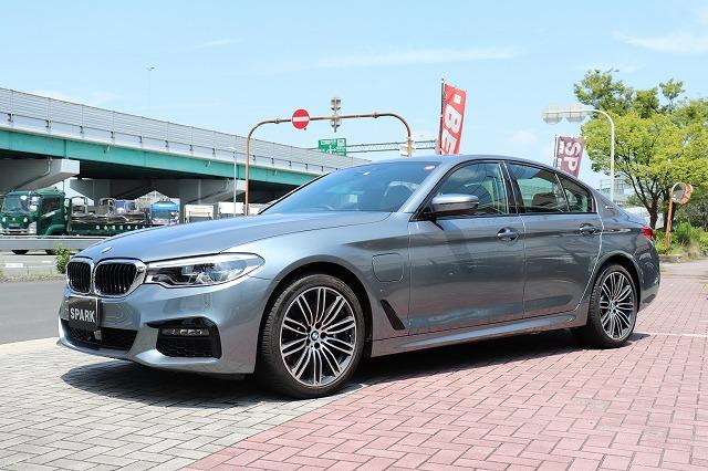530e Mスポーツアイパフォーマンス ブラックレザー BMWメーカー保証車両画像09