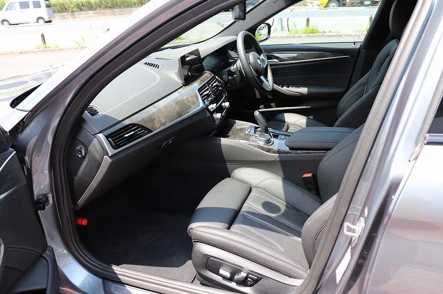 530e Mスポーツアイパフォーマンス ブラックレザー BMWメーカー保証車両画像12