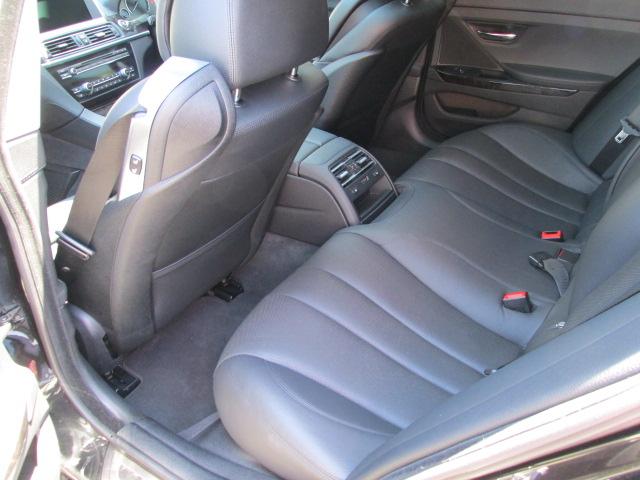 640i グランクーペ BEAEMコンプリートカー ブラックレザーコンフォートシート車両画像14