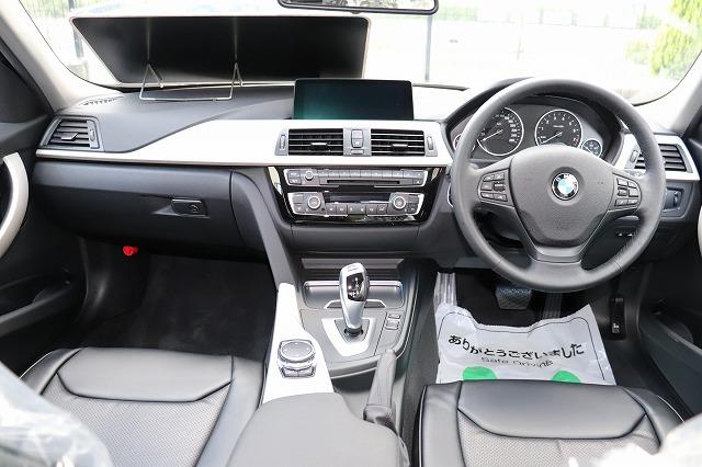 320i BEAMコンプリートカー ブラックレザー調シート ACC 衝突軽減ブレーキ レーンキープアシスト 車両画像10