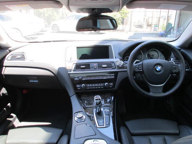 640i グランクーペ BEAEMコンプリートカー ブラックレザーコンフォートシート車両画像10