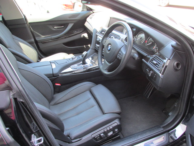 640i グランクーペ BEAEMコンプリートカー ブラックレザーコンフォートシート車両画像11