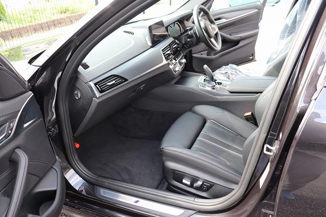 530i Mスポーツ ブラックレザー ドライビングアシスト Mブレーキ車両画像13